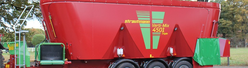 Strautmann Verti-Mix Triple 4501